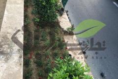 خدمات تعویض خاک گلدان و فضای سبز