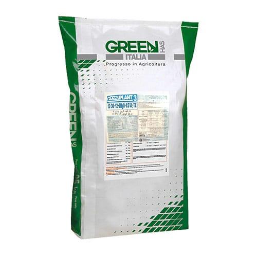 کود گرین پلنت 3