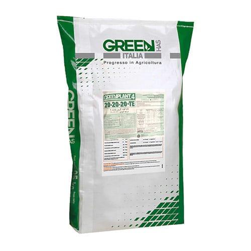 کود گرین پلنت 4