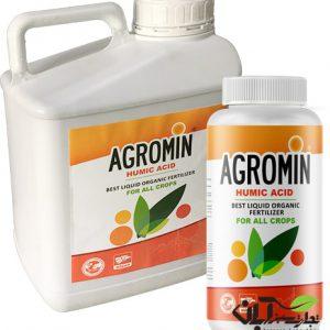 کود هیومیک اسید مایع اگرومین