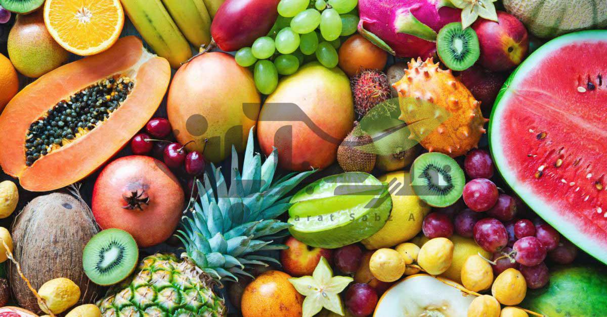 عوامل درشتی میوه